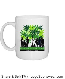 Grow the Middle Class Coffee Mug Design Zoom