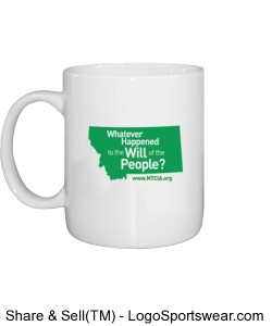 Whatever Happened to the Will of the People Coffee Mug Design Zoom